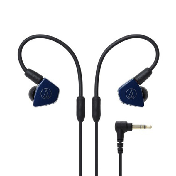 Afbeelding van Audio Technica ATH LS50iS Navy