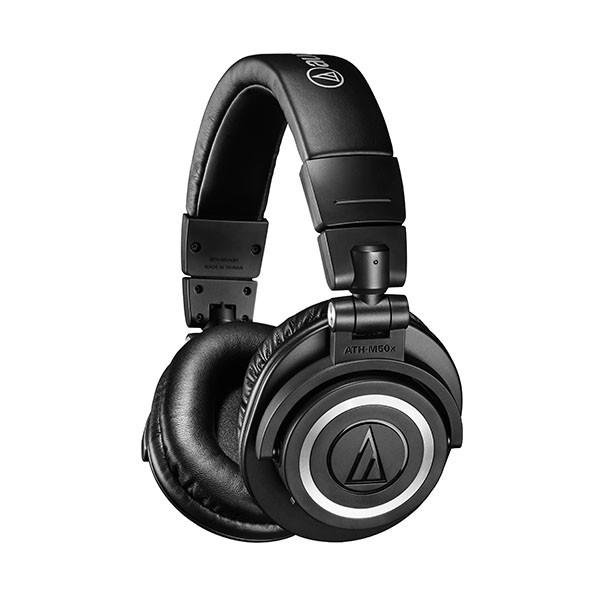 Afbeelding van Audio Technica ATH M50xBT Black