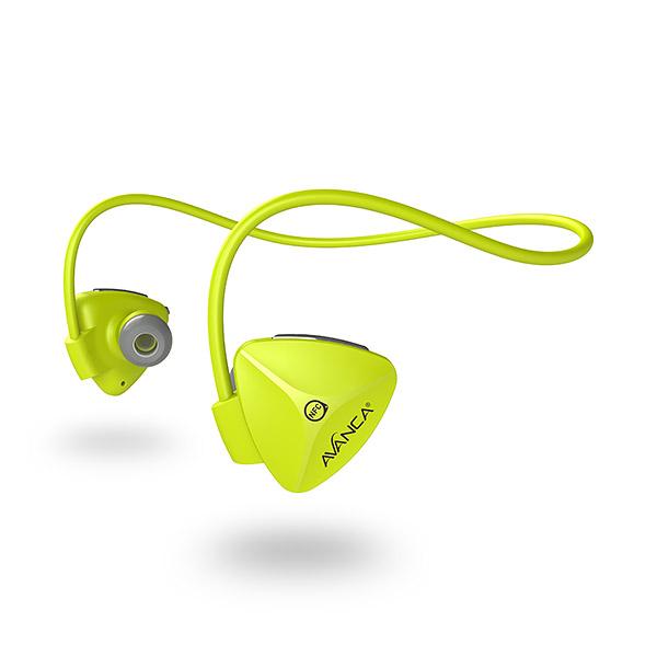 Afbeelding van Avanca D1 Neon Yellow