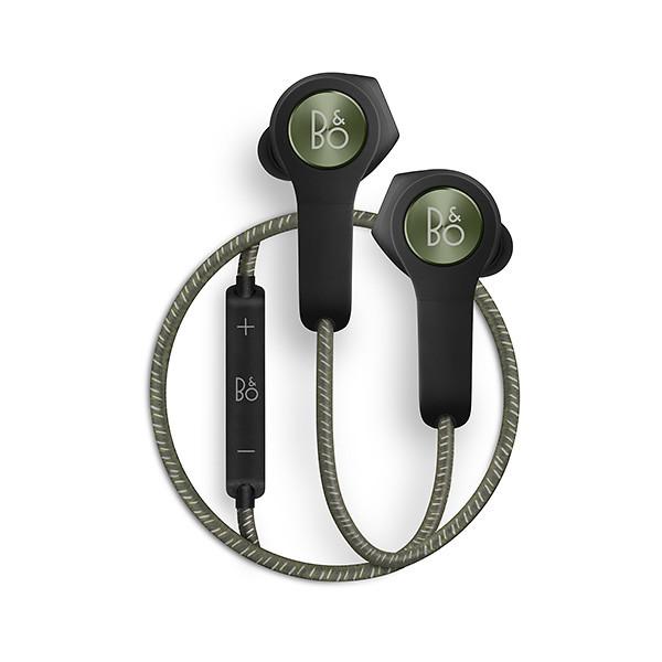 B&O PLAY by Bang & Olufsen Bluetooth Koptelefoon In Ear Headset, Waterafstotend Groen