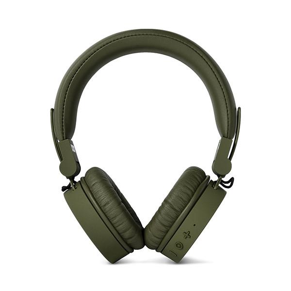 Bluetooth Caps Headphone Army
