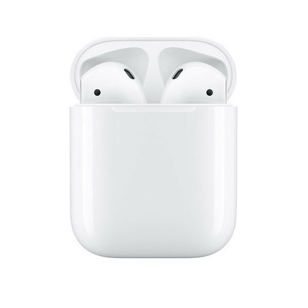 Apple AirPods met charging case