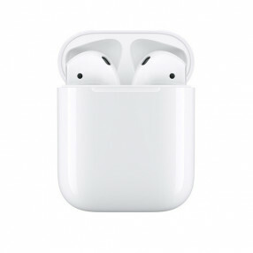 Apple AirPods met charging case