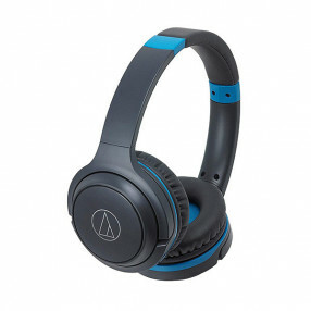 Audio-Technica ATH-S200BT - Blue/Grey