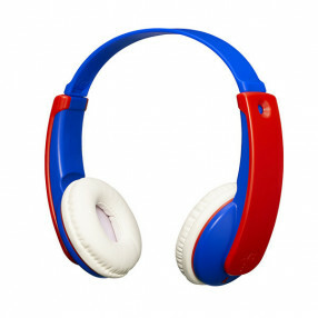 JVC Kids wireless HA-KD9BT - Blue/Red
