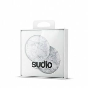 Sudio Cap Marble - White