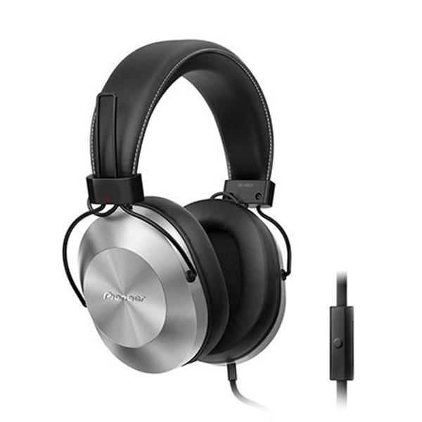 Pioneer Over Ear Koptelefoon Volumeregeling, Headset Zilver