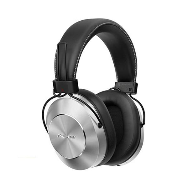 Bluetooth HiFi Koptelefoon Pioneer Over Ear NFC, Volumeregeling, Headset Zilver