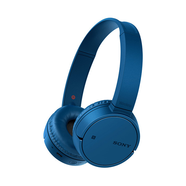 Sony WH-CH500 Koptelefoon On Ear Bluetooth Blauw Headset
