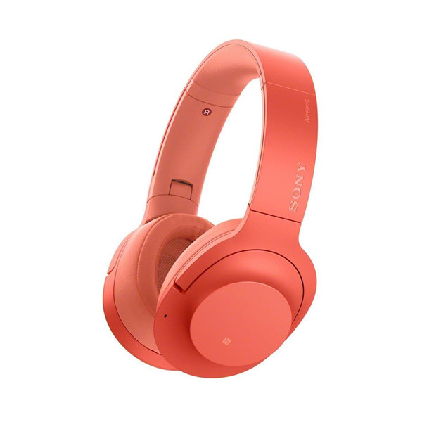 SONY WH-H900N Rood