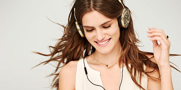 stijlvolle headphones voor de fashionliefhebbers