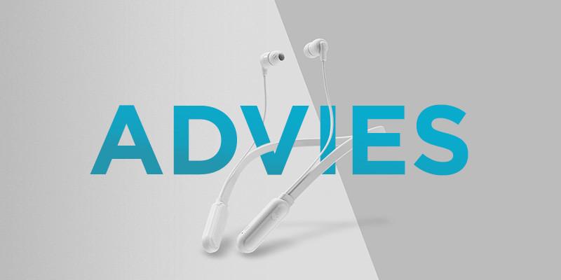 Advies over koptelefoons