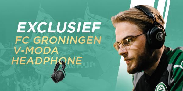 V-Moda Crossfade Wireless 2 FC Groningen