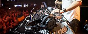 DJ koptelefoons