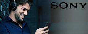 Sony Brandpage