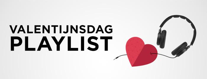 Valentijsdag Playlist