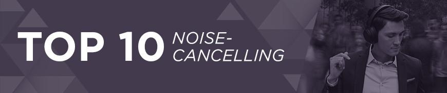 beste noise-cancelling koptelefoon